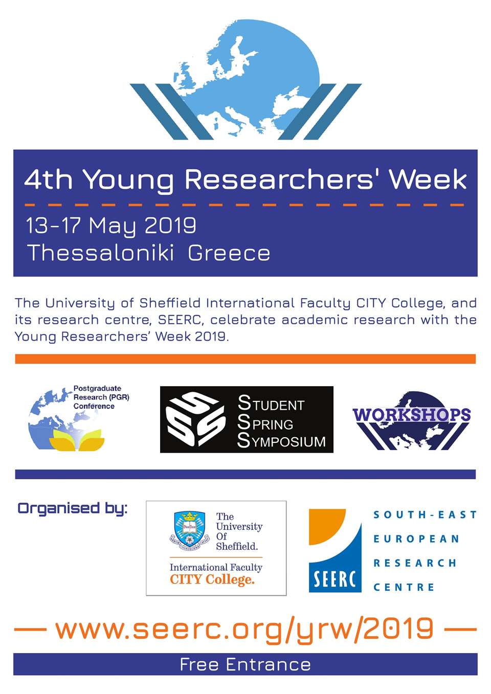 4th Young Researchers Skills Development Week