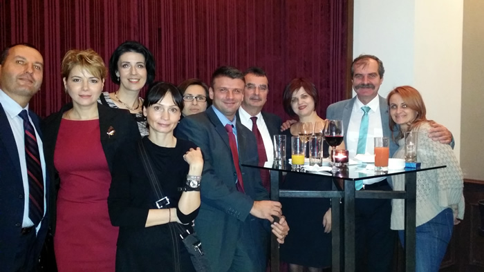 Alumni Reunion: Bringing Sheffield and Thessaloniki in Bucharest!