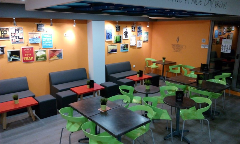 CITY BREAK cafe - The University of Sheffield International Faculty, CITY College
