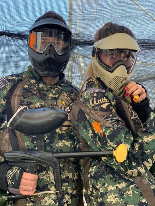 An exciting Paintball experience for CITY College students by CSU