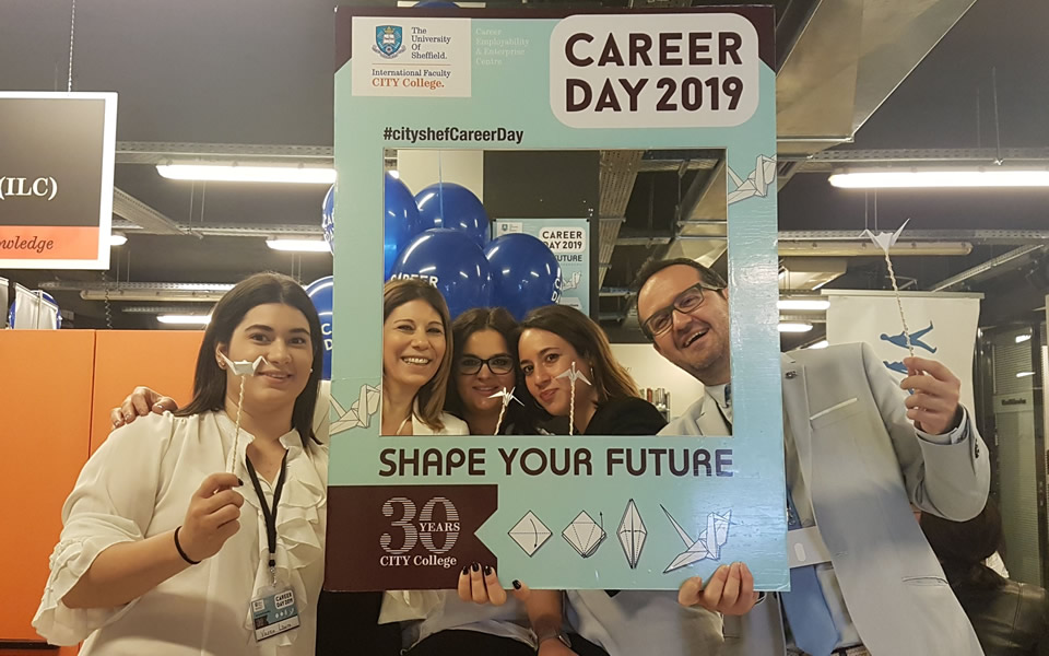 CITY College Career Day 2019