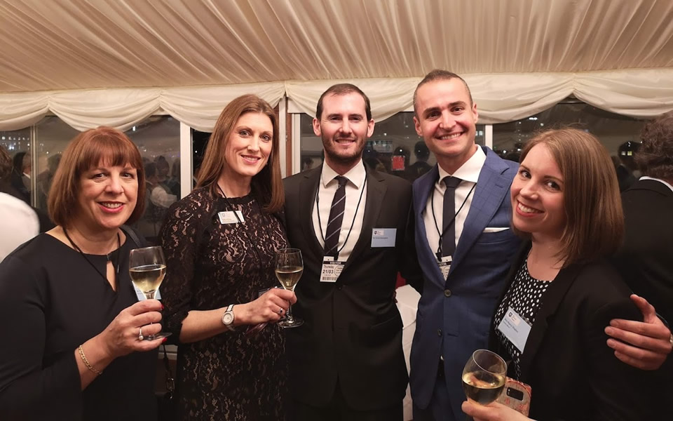 CITY College International Faculty graduate among the 150 Sheffield alumni to attend the House of Lords Alumni Reception 2019 in London