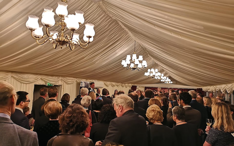 House of Lords Alumni Reception 2019 in London
