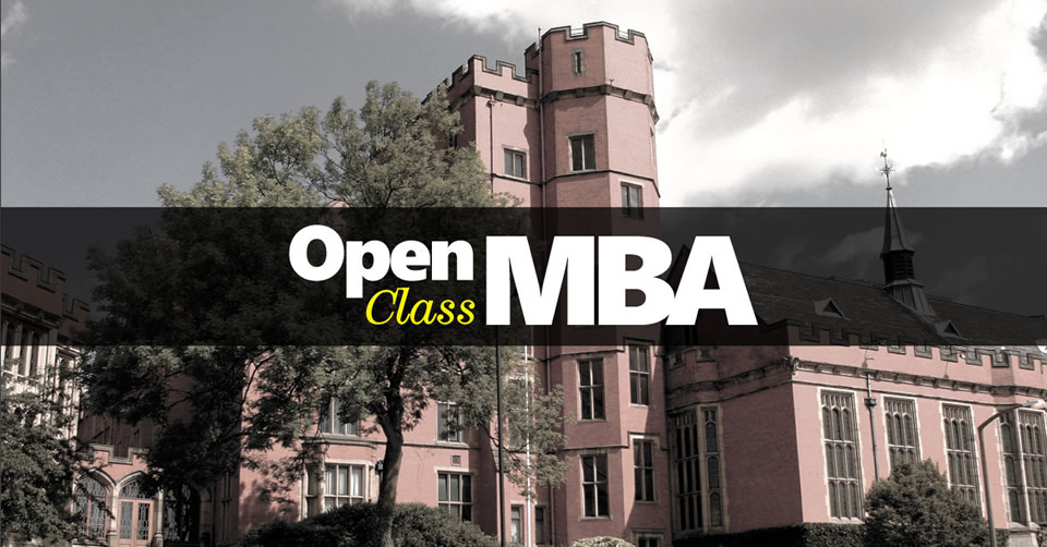 Open MBA Class in Yerevan - The University of Sheffield International Faculty CITY College