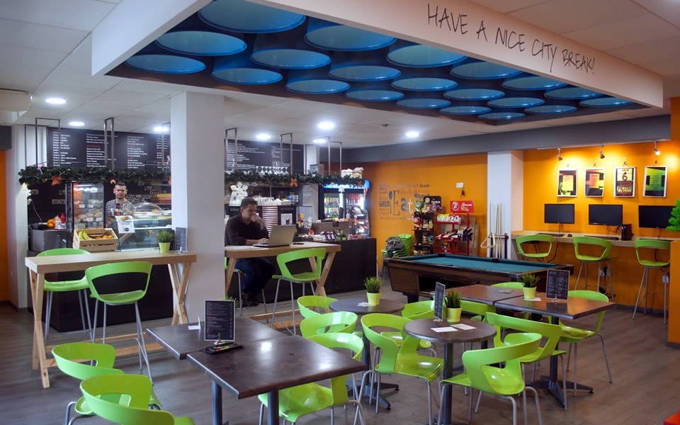 CITY Break Cafe - CITY College