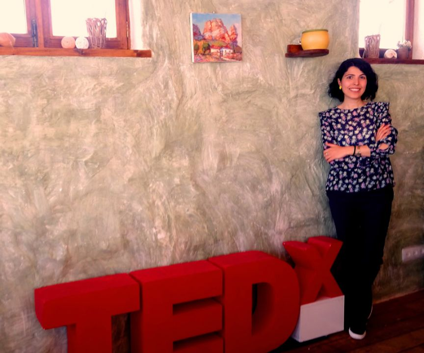 Congratulations to International Faculty alumna, Ms Arevik Hayrapetyan, on delivering a very successful talk at the TEDxSevan event in Armenia