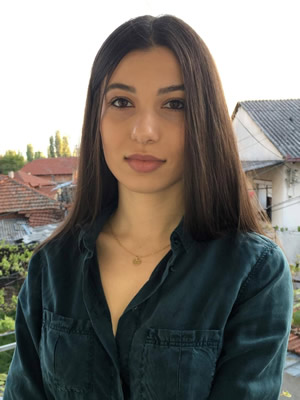Warm congratulations to International Faculty graduate, Sanja Arsova (Skopje), who excelled in the international Undergraduate Awards Programme 2017