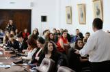 Mr Chris Liassides delivered the seminar 'Understanding Consumers by studying Lifestyle' at the University of Bucharest