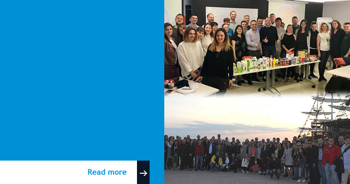Executive MBA Annual Study Week 2017 in Thessaloniki