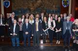 The International Faculty receives award for its social action by the Rotary Clubs of Thessaloniki