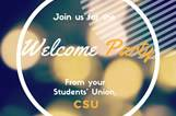 Welcome Party by the Students' Union (CSU)