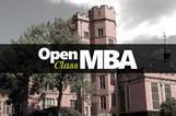 Open MBA Class in Tbilisi