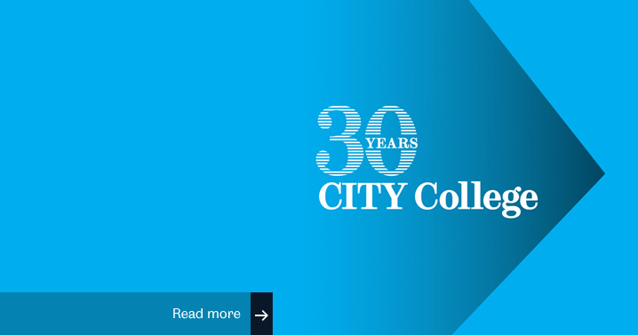Celebrating our 30th Anniversary - 30 Years of CITY College!