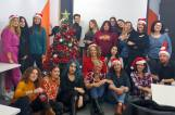 Christmas Party by our English Studies Department