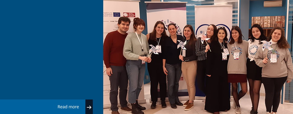 CITY College hosts the 40th Selection Conference of the European Youth Parliament of Greece