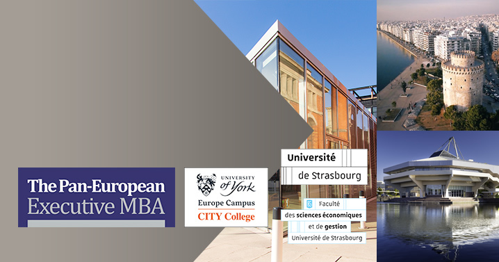 A world-class dual degree Executive MBA