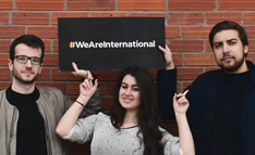 #WeAreInternational Video από τους φοιτητές του International Faculty CITY College