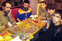 Strategic Board Games Club