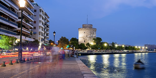 Social action in collaboration with the Municipality of Thessaloniki